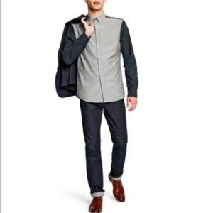 3.1 Phillip Lim x Target Poplin Button Down Shirt